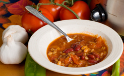 Copycat Wendy's Slow Cooker Chili