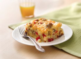 A Good Morning Gluten Free Breakfast Bake