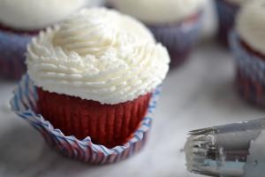 Favorite Red Velvet Cupcakes