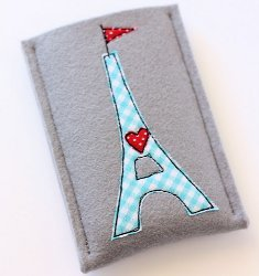 Eiffel Tower Smart Phone Cover