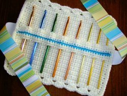 Crochet Hook Travel Case