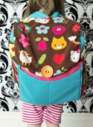 DIY Sleeping Bag Pack