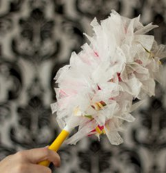 DIY Washable Duster