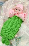 11 Crochet Baby Cocoon Patterns eBook