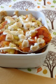 Sweet Potato and Pineapple Casserole
