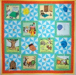 Winnie The Pooh Storybook Quilt Favequilts Com
