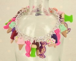 Sweet Treats Charm Bracelet