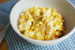 Just-Like Rudy's Creamed Corn