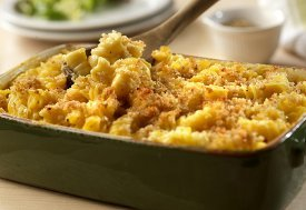 Ultimate Baked Mac and Cheese