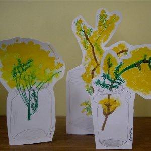 Still Life Flower Vases Allfreekidscrafts Com
