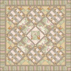 graphic regarding Free Printable Double Wedding Ring Quilt Pattern referred to as Keepsake Quilting: 13 Marriage Quilt Behavior