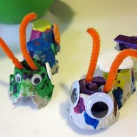 Easy Kids' Crafts for Toddlers and Preschoolers