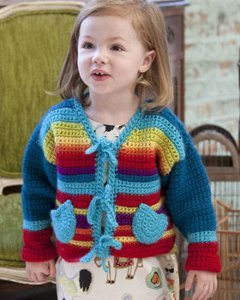 Over the Rainbow Toddler Sweater