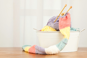 61 Ways to Store Your Knitting Needles