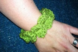 Crocodile Stitch Bracelet