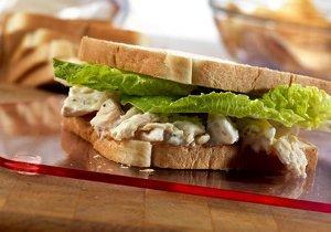 Easy cream of chicken sandwich recipes