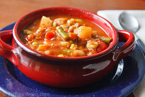 Ridiculously Easy Southern Succotash Stew
