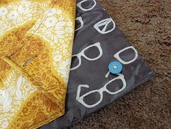Quilted Baby Changing Pad