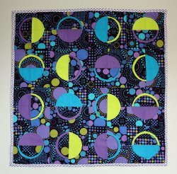 Night Sky Mini Quilt