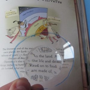 Make Your Own Magnifying Glass