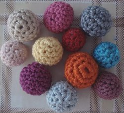 How to Make Crocheted Beads