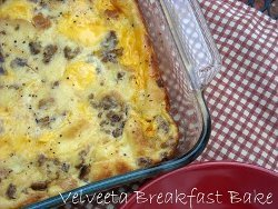 Cheesy Au Gratin Potatoes with Velveeta