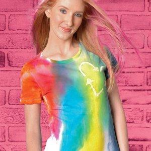 Eco-centeric Tie Dye Top