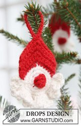 Santa Claus Tree Ornament