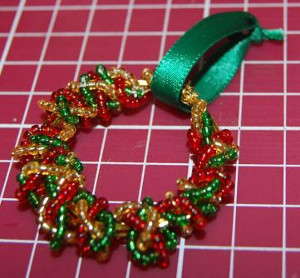 Beaded Christmas Ornaments.42 Beaded Ornament Patterns You Can T Beat