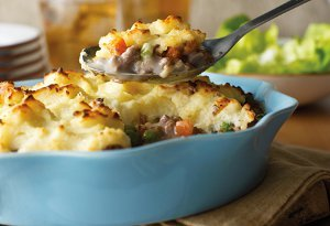 The Fastest Shepherd's Pie
