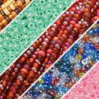Seed Bead Size Chart