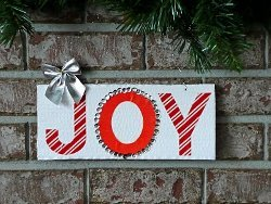 Holiday Joy Sign