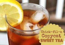 Copycat Chick-fil-A Sweet Tea