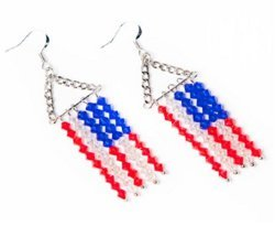 Salute Earrings