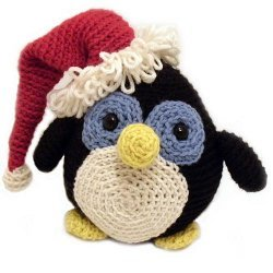 Howie the Holiday Penguin