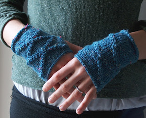 Inverness Diamonds Handwarmers
