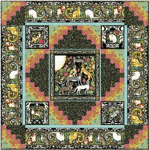 Cats Around The World Quilt Favequilts Com