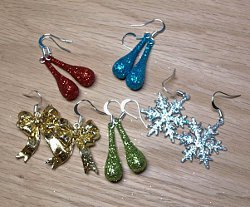Stocking Stuffer Earrings