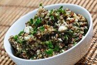 Spinach & Feta Quinoa Salad