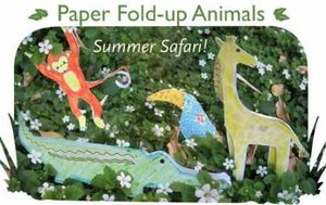 Paper Fold-Up Safari Animals