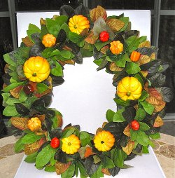 Festive Nature Wreath