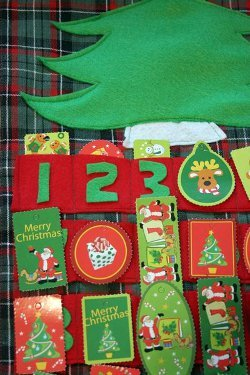 Thrifty Fabric Advent Calendar