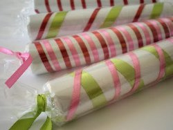 Christmas Candy Wrap Up