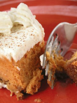 Copycat California Pizza Kitchen Pumpkin Pie Cheesecake