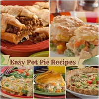 21 Easy Pot Pie Recipes: Chicken Pot Pie, Turkey Pot Pie, and More