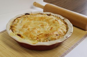 The Best Turkey Pot Pie