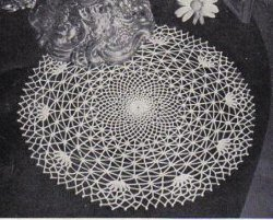 Spiderweb Doily