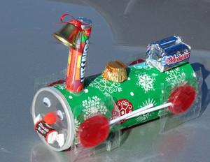 Christmas Candy Train.Candy Christmas Train Allfreechristmascrafts Com