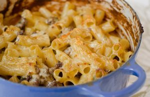 Cheesy Burger Rotini