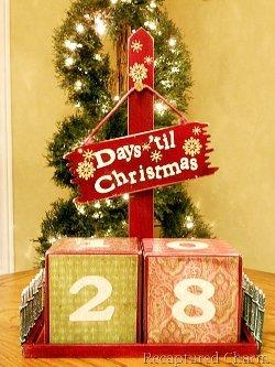 Christmas Counter.Christmas Counters Allfreechristmascrafts Com